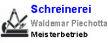 Schreinerei Waldemar Piechotta